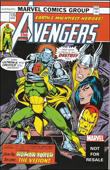 Avengers (1963) 135-B by Marvel