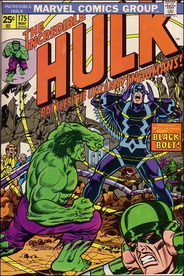 Incredible Hulk (1968) 175-A by Marvel