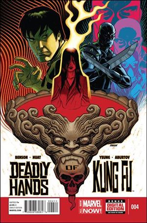 Deadly Hands of Kung Fu (2014) 4-A
