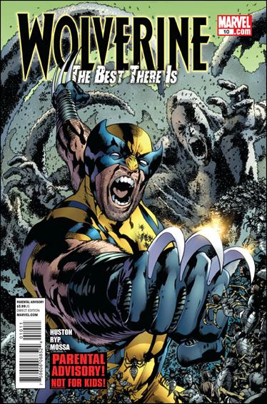 Wolverine: The Best There Is 10-A by Marvel