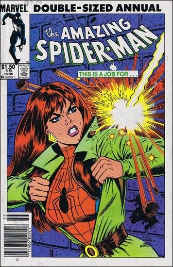 Amazing Spider-Man Annual 19-B by Marvel