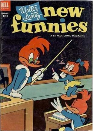 Walter Lantz New Funnies 192-A