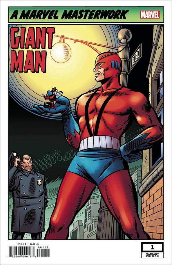 Giant-Man 1-C by Marvel