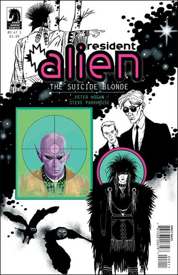 Resident Alien: The Suicide Blonde 0-A by Dark Horse