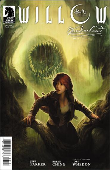 Willow (2012) 1-B by Dark Horse