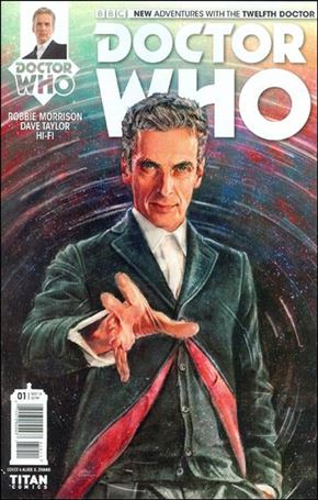 Doctor Who: The Twelfth Doctor 1-A