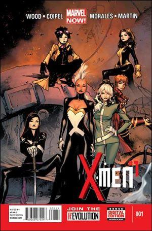 X-Men (2013) 1-A