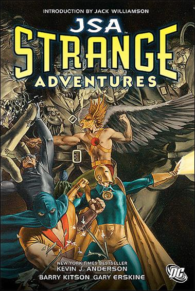 Justice Society of America: Strange Adventures 1-A by DC