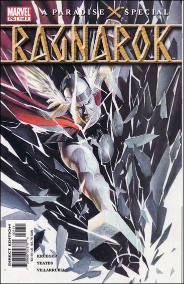 Paradise X: Ragnarok 1-A by Marvel