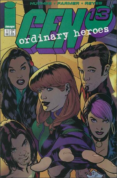 Gen13: Ordinary Heroes 1-A by Image