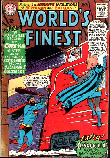 World's Finest Comics 151-A by DC