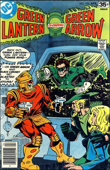 Green Lantern (1960) 103-A by DC