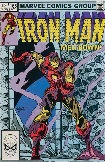 Iron Man (1968) 165-A by Marvel