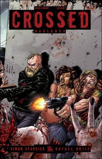 Crossed: Badlands 38-B by Avatar Press