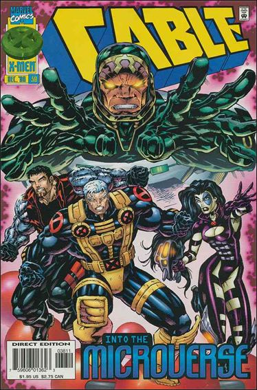Cable (1993) 38-A by Marvel