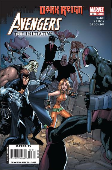 Avengers: The Initiative 23-A by Marvel