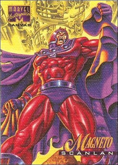 1995 Marvel Masterpieces (Canvas Subset) 13-A by Fleer