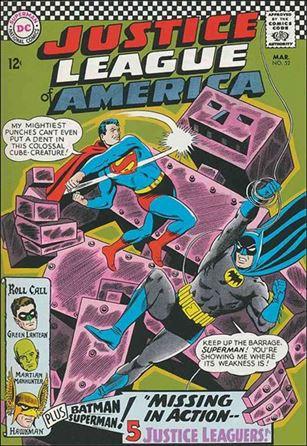 Justice League of America (1960) 52-A