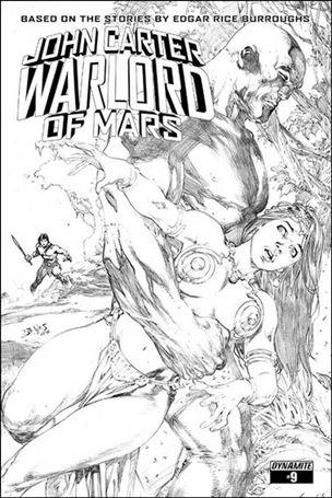 John Carter: Warlord of Mars (2014) 9-F