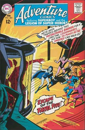 Adventure Comics (1938) 365-A
