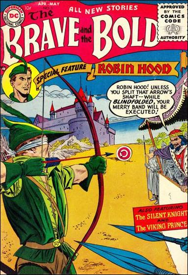 Brave and the Bold (1955) 5-A by DC