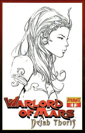 Warlord of Mars: Dejah Thoris 1-F