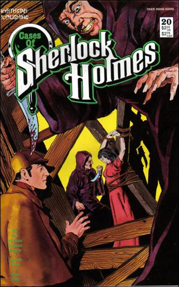 Cases of Sherlock Holmes 20-A by Renegade