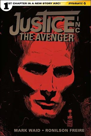 Justice, Inc: The Avenger 5-A