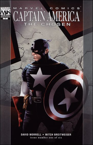 Captain America: The Chosen 1-B by Marvel