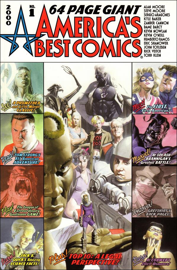 America's Best Comics Special 1-A by America's Best Comics