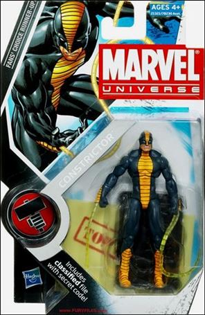 Marvel Universe (Series 2) Constrictor