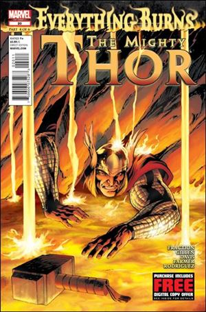 Mighty Thor (2011) 20-A