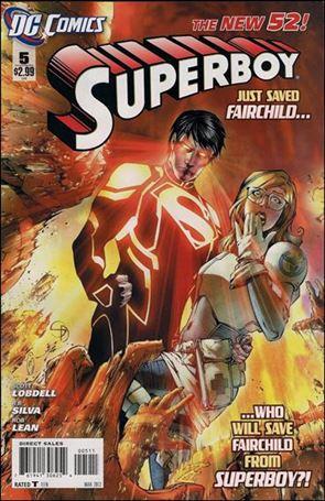 Superboy (2011/11) 5-A