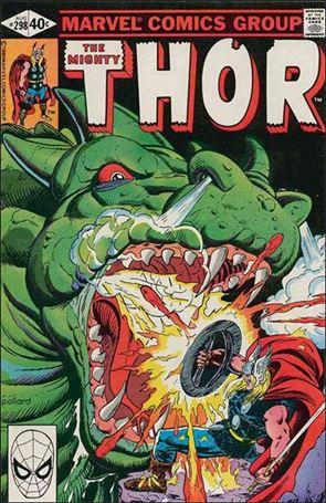Thor (1966) 298-A