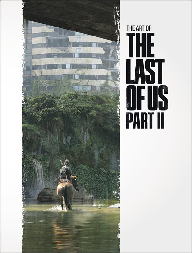 Art of The Last of Us Part II nn-A by Dark Horse