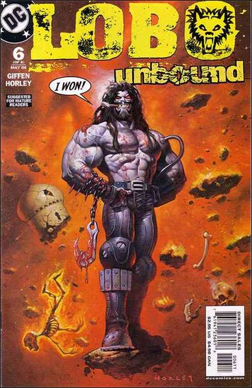 Lobo Unbound 6-A by DC