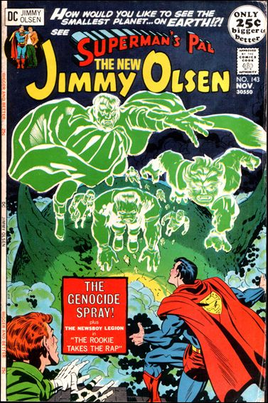 Superman's Pal Jimmy Olsen 143-A by DC