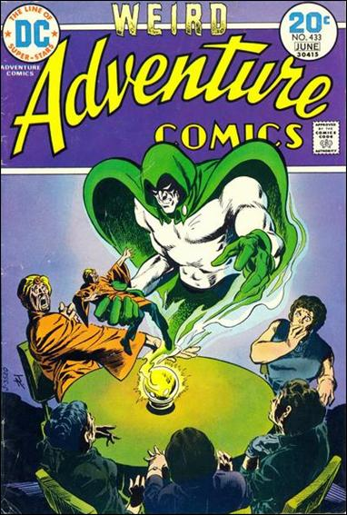 Adventure Comics (1938) 433-A by DC