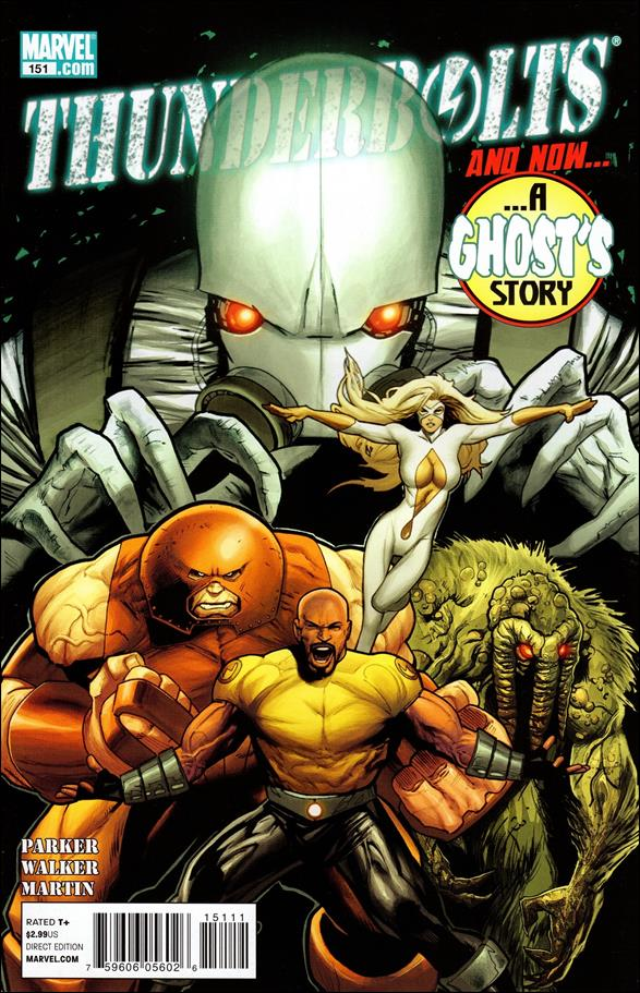 Thunderbolts (1997) 151-A by Marvel