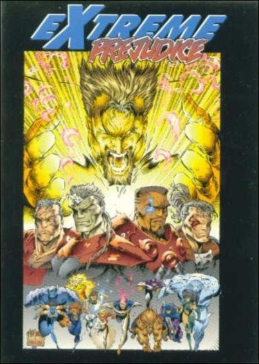 Advance Comics: Image Series (Promo) 8-A by Advance Comics