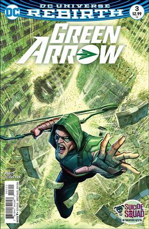 Green Arrow (2016) 3-A