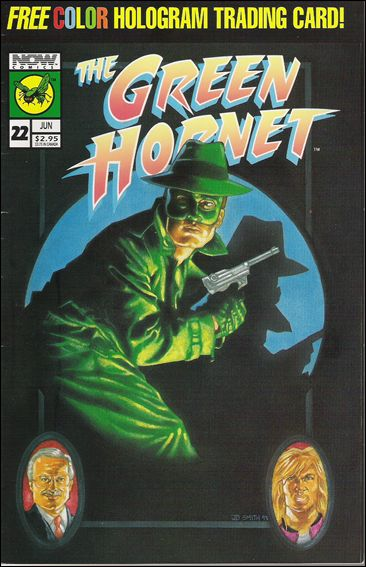 Green Hornet (1991) 22-B by Now Comics