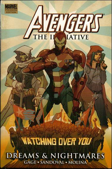 Avengers: The Initiative - Dreams & Nightmares 1-A by Marvel