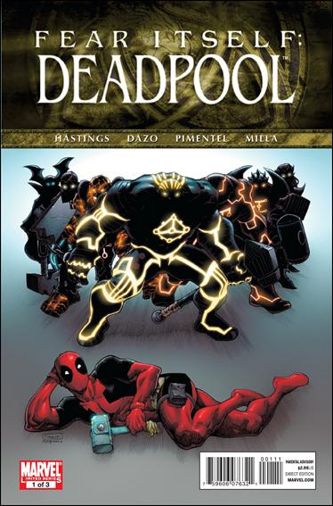 Fear Itself: Deadpool 1-A by Marvel
