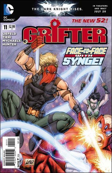 Grifter (2011) 11-A by DC