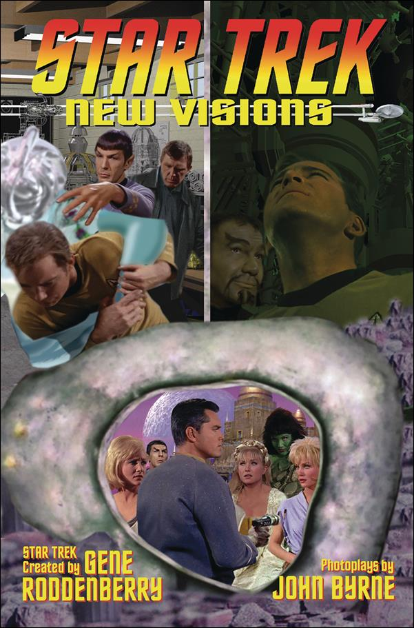 Star Trek: New Visions 8-A by IDW