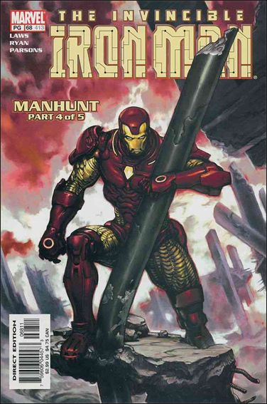 Iron Man (1998) 68-A by Marvel