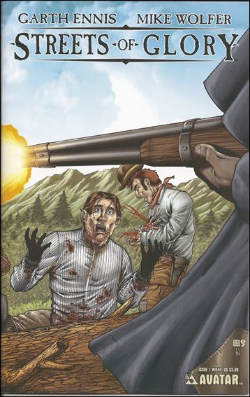 Garth Ennis' Streets of Glory 1-B by Avatar Press