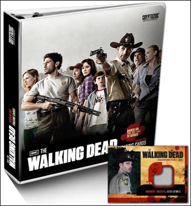Walking Dead 3-A by Cryptozoic Entertainment