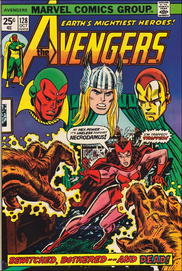 Avengers (1963) 128-A by Marvel